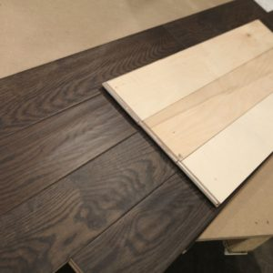 Engineered – Red Oak – Select – 5 x 3/4″ – City Grey – Matte