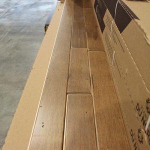 Hardwood – Maple – Antique – 3 1/4 x 3/4″ – Zinc – Matt