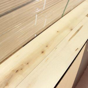 Hardwood – Maple – Colonial – 5 x 3/4″ – Barn – Oiled
