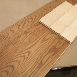 Engineered – Red Oak – Select – 3 1/4″ x 14mm – Sable – Matte