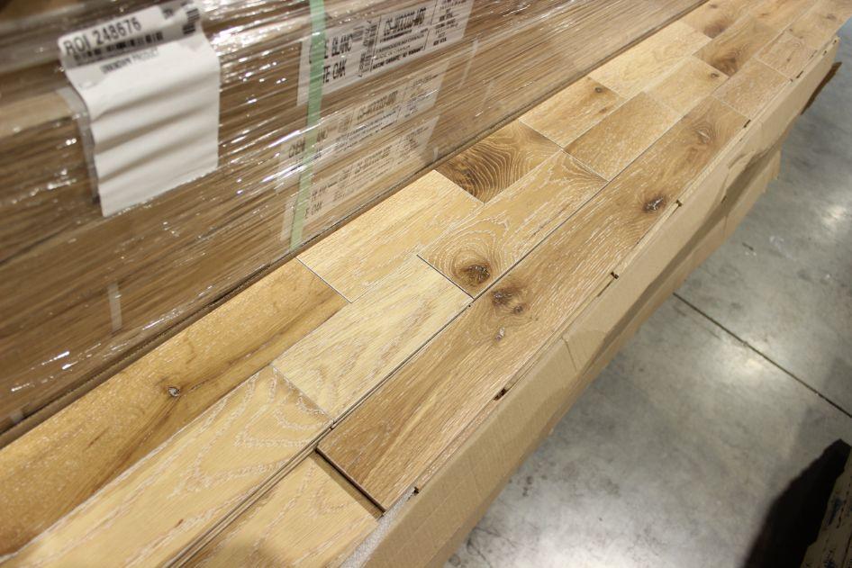 Hardwood White Oak Colonial 3 1 4