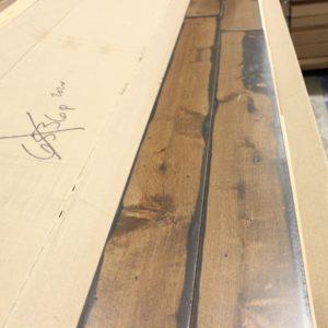 Hardwood – Birch – Antique – 4 1/4 x 3/4″ – Platinum – Matte