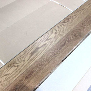 Engineered – Oak – Special – 4 1/8 x 3/4″ – Papyrus – Matte 20%