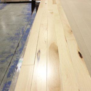Hardwood – Hickory – Authentic – 2 1/4 x 3/4″ – Natural – Satin