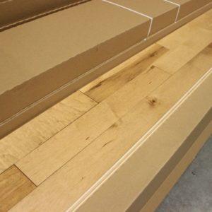 Hardwood – Maple – Mill Run – 3 1/4 x 3/4″ – Sandstone – Matte