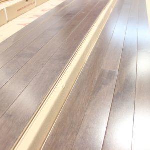Hardwood – Maple – Northplank – 2 1/4 x 3/4″ – Black Pepper – Semi-gloss