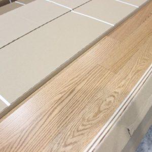 Hardwood – Oak – Mill Run – 3 1/4 x 3/4″ – Crème Brûlée – Matte 20%