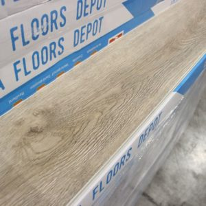 SPC Vinyl – 7 1/4 Wide x 4 Feet Long x 6mm Thick with Membrane – JN2982