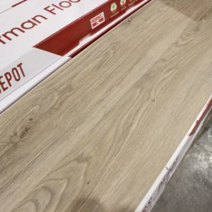 WPC Vinyl  – 7 1/4 Wide x 4 Feet Long x 8mm Thick with Membrane – JN3861