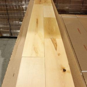 Hardwood – Birch – Bistro – 5 x 3/4″ – Natural – Matte