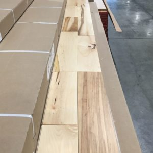 Hardwood – Maple – Rural – 4 1/4 x 3/4 – Natural – Matte