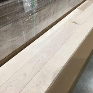 Hardwood – Maple – Builder – 3 1/4 x 3/4 – Bare Wood – Matte