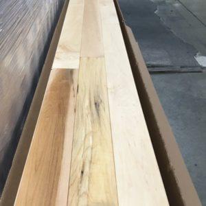 Hardwood – Maple – Builder – 3 1/4 x 3/4 – Natural – Matte