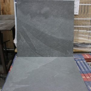 Porcelain – Rectified – 24 x 24″ 10mm – Mustang Dark Grey – Matte