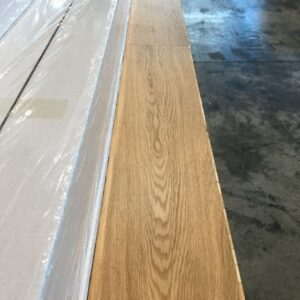 Engineered – Euro Oak – Premium – 5/8  x 7 1/2″ – Brushed Natural Lacquer