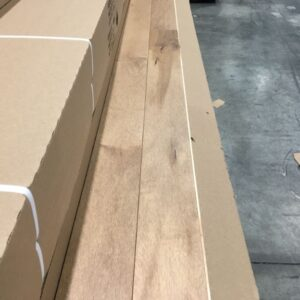Hardwood – Maple – Builder – 4 1/4 x 3/4″ – Latte – Matte