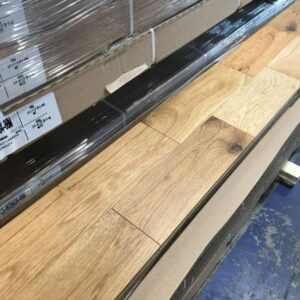 Hardwood – White Oak – Rural – 4 1/4 x 3/4″ – Natural – Matte