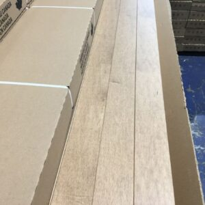 Hardwood – Maple – Builder – 3 1/4 x 3/4″ – Latte – Matte