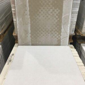 Porcelain – Rectified – 24 x 24 x 1/2″ – Navarti – Landa Bianco – Matte