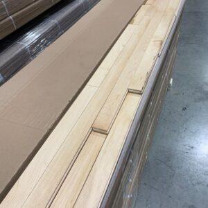 Hardwood – Maple 2 1/4 3/4 Pacific Natural Mat Finish