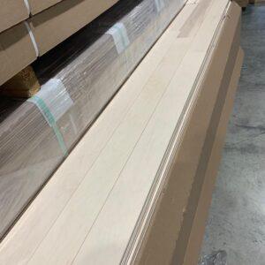 Hardwood – Maple Builder 3 1/4, 3/4, Sandbank Mat Finish