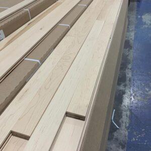 Hardwood – Maple 2 1/4, 3/4 Pacific Nebula Mat Finish