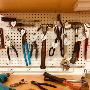 Gather the tools for installation