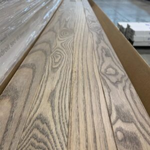 Hardwood – Ash 2 1/4, 3/4 Fog Select , Brushed , Finish