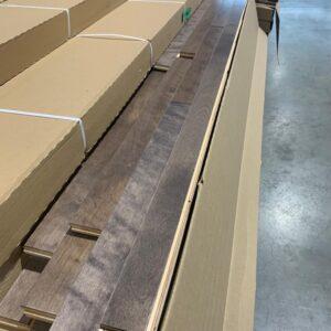 Hardwood – Birch 2 1/4, 3/4 Northplank, Color Slate, Semi Gloss