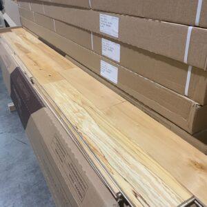 Hardwood – Birch 4 1/4, 3/4 Natural Millrun Mat , Plancher Marteau
