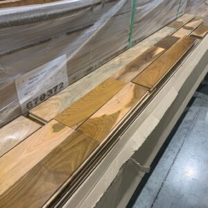 Hardwood – Brazilian IPE Lapacho SAP 3 1/4 , 3/4 – Natural Semi Gloss Regular