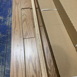 Hardwood – Red Oak – 3 1/4 x 3/4″ – Millrun Latte- Brushed Finish